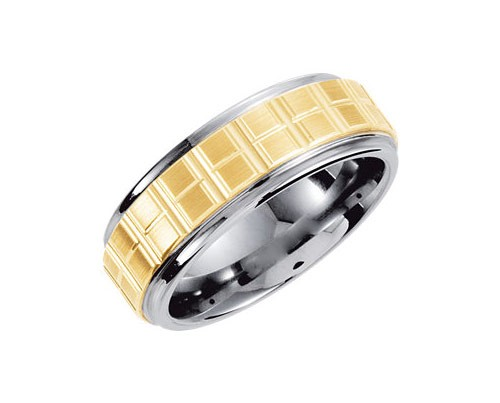 mens wedding bands toronto classic modern bands for him