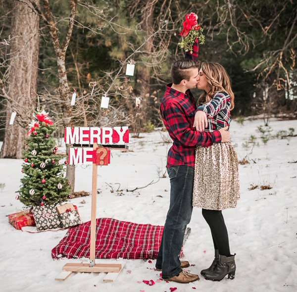 10 Totally Romantic Winter Proposal Ideas