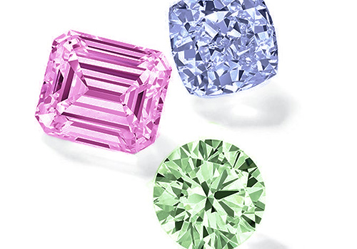 Fancy Colour Diamonds